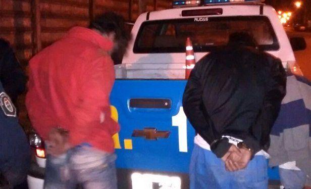 Juzgan a un hombre tres veces condenado, que en su último hecho mordió a un policía