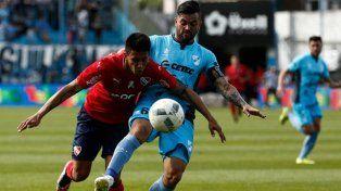 Independiente lo ganó en la última y con polémica