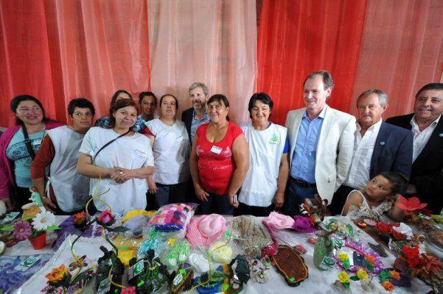 Bordet agradeció a Frigerio el apoyo de la Nación