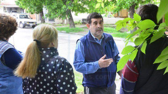 Preocupación. La vecinal espera medidas para disuadir a los delincuentes en el barrio.