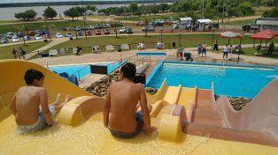 Atractivo. Los parques acuáticos convocan multitudes.