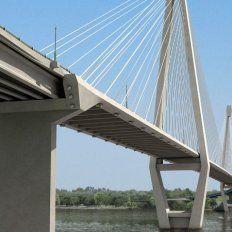 Este lunes darán a conocer fechas y trazas del puente que unirá Paraná-Santa Fe