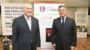 El Nuevo Bersa presentó PayCheck