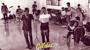 Mélange. Los músicos y músicas que integran la banda provienen del tango