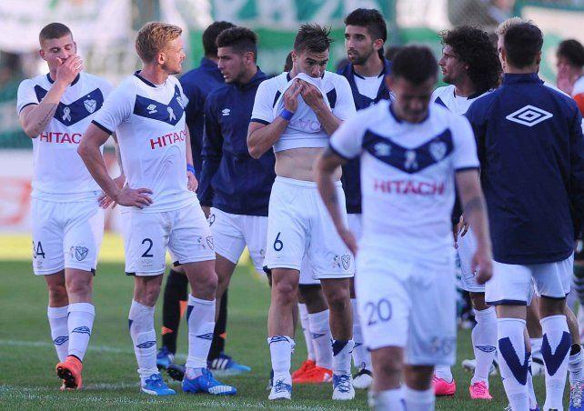 Banfield venció por 1-0 a Vélez