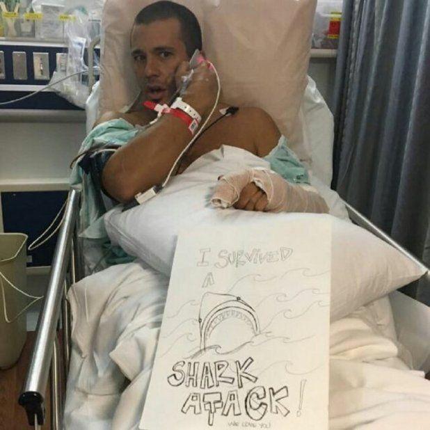 Un argentino sobrevivió al ataque de un tiburón en Hawaii