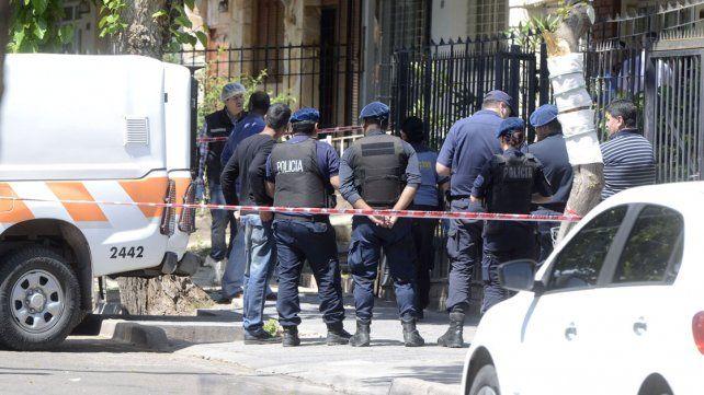 Los niños heridos tras el triple femicidio continúan graves