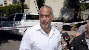 El fiscal Santiago Garay que investiga los crímenes de las tres mujeres