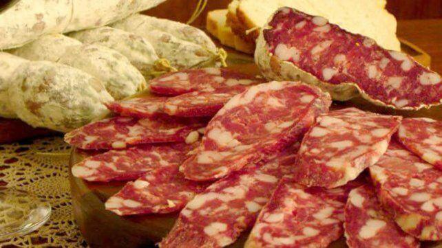Pastas, salamines, dulces, quesos y aceitunas se comercializarán a precios accesibles