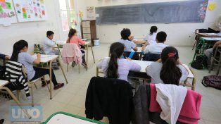 El operativo Aprender puso a la Educación en el centro del debate nacional. Foto UNODiego Arias.