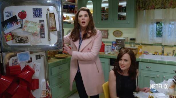 A un mes del regreso de Gilmore Girls, un nuevo adelanto