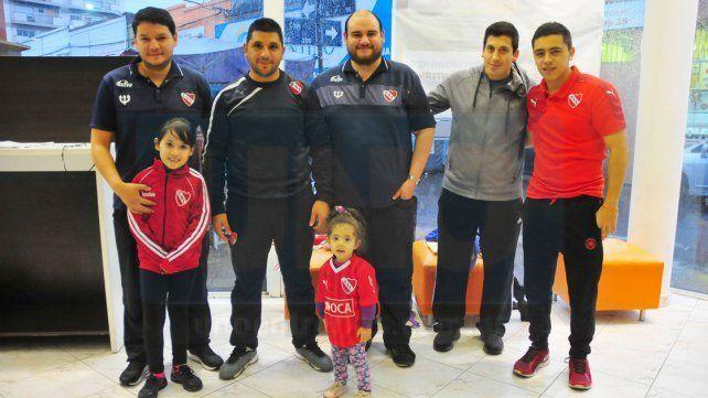 La Agrupación de Independiente Paraná última detalles para la fiesta de fin de año
