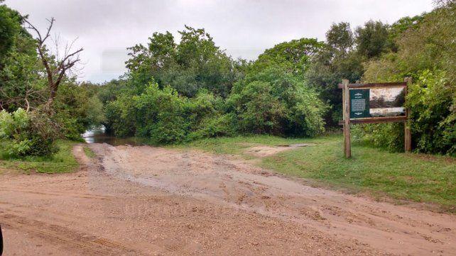 Parque San Carlos de Concordia.
