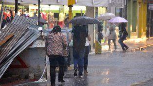 La Paz y Paraná fueron las localidades más afectadas por las lluvias