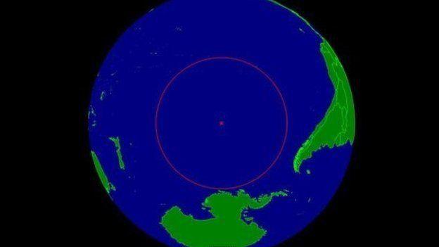 Punto Nemo: Dónde queda el lugar más inaccesible de la Tierra