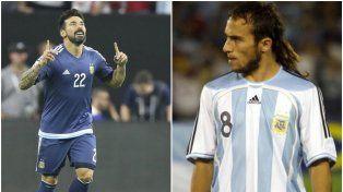 Lavezzi yBelluschi vuelven a la Selección Argentina de Fútbol. Foto Internet.