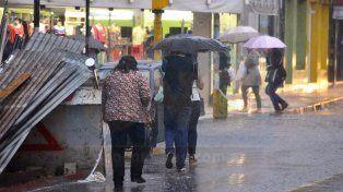 Se renovó el alerta meteorológico para Entre Ríos