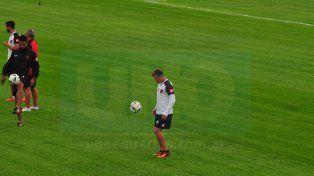 Arnaldo González viene de hacer un buen partido ante Colón