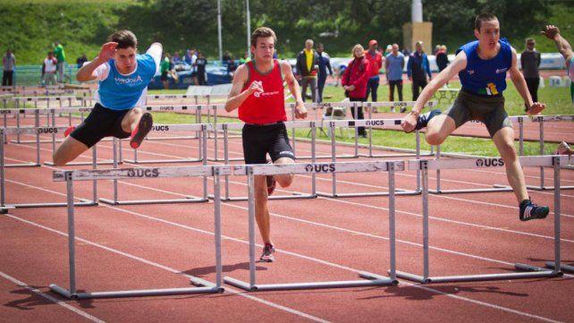 El atletismo fue una de las disciplinas que más medallas aportó en los Juegos.