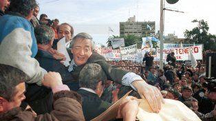 A seis años de la muerte de Néstor Kirchner, sus frases y logros pueblan las redes sociales