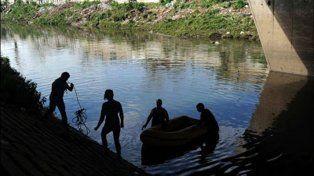 Apareció sin vida el joven desaparecido en un arroyo entrerriano