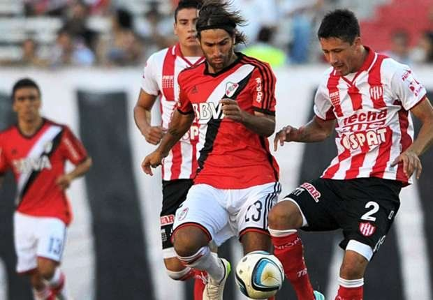 River y Unión juegan en La Feliz por la Copa Argentina