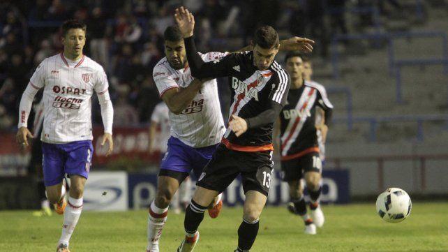 River es semifinalista de la Copa Argentina tras vencer a Unión