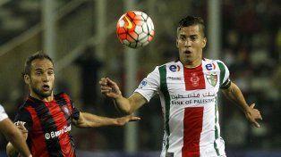 San Lorenzo cayó ante Palestino pero se metió entre los mejores cuatro