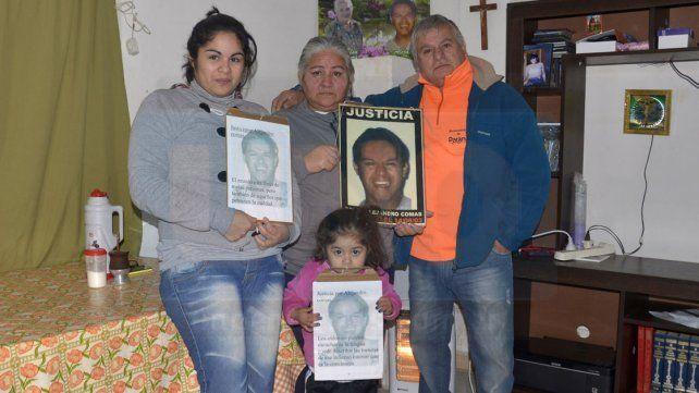 Esperanza. Ramona y su familia no bajaron los brazos.