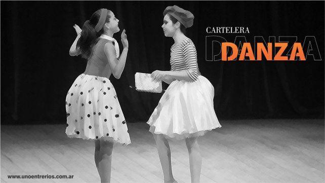 Danza para disfrutar el fin de semana en Paraná