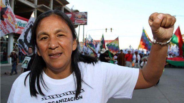 La ONU le pidió al Gobierno liberar de inmediato a Milagro Sala