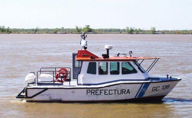 Buscan a un pescador desaparecido en el río Paraná