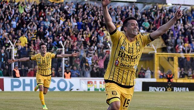 Olimpo venció a Atlético Tucumán