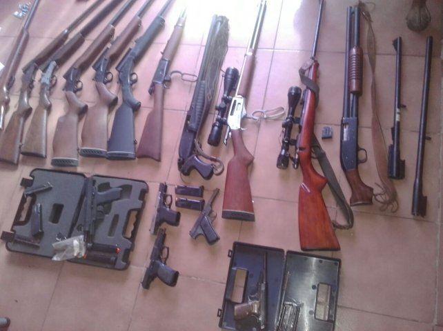 Foto Gentileza Policía Departamental Uruguay.
