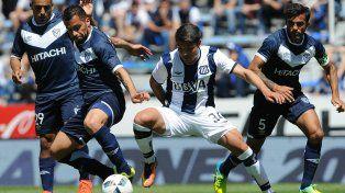 Talleres, próximo rival de Patronato, venció a Vélez en Liniers