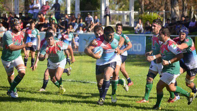 Entre Ríos sufrió, pero debutó con un triunfo en el Argentino de rugby