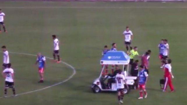 Atlético Paraná perdió y quedó en zona de descenso