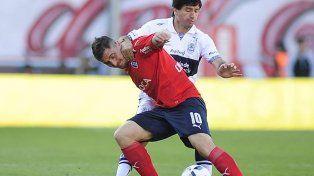 Independiente no pasó del empate ante Gimnasia