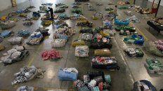 desbaratan contrabando de mercaderia para talleres clandestinos y drogas