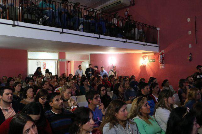 Se realizó con éxito el primer Seminario sobre Cannabis Medicinal en Nogoyá
