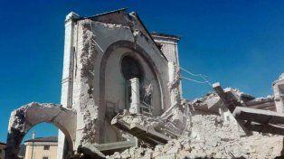 Decenas de heridos en Italia por un terremoto, el más potente en décadas