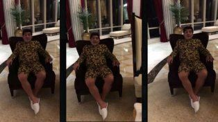 Diego Maradona cumplió 56: Voy a estar cada vez mejor