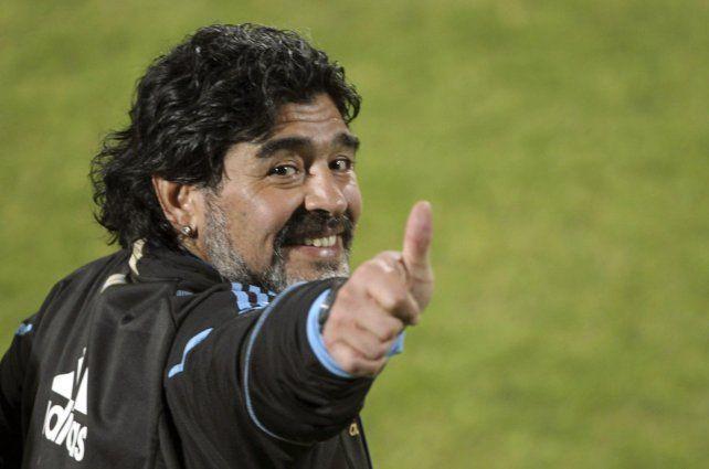 Homenaje con canciones a Maradona desde Paraná