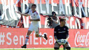 Newells empató con San Lorenzo y se distancia de la cima de las posiciones
