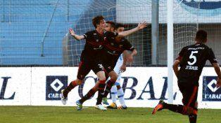 Colón le ganó a Atlético Rafaela