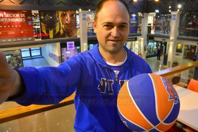 Selfie: Néstor Pechu Bogado