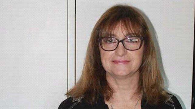 Dirigente. Patricia Riobó
