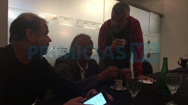 ¿Vuelve Midachi? Del Sel, Volpato y Dady, juntos en Rosario