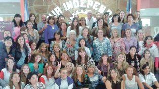 Exitosos encuentros de la Mujer y Capacitación