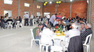 Una excelente jornada se vivió en Cerrito por las nuevas instalaciones esfuerzo de todos los viales.